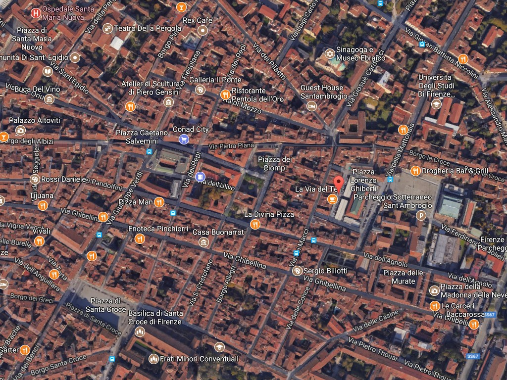 Firenze - Robort.it Sito di supporto alla disabilità